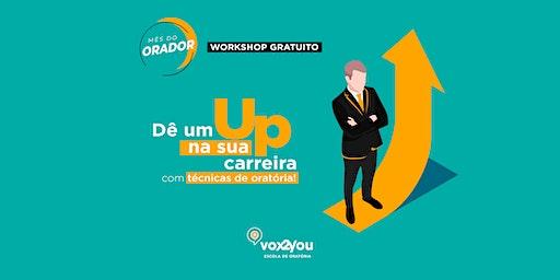Workshop sobre Técnicas de Oratória
