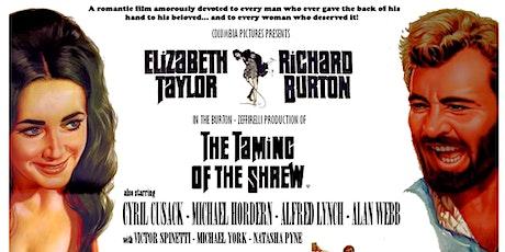 The Taming of the Shrew (Richard Burton Film Festival) tickets