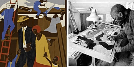 """The Great Migration:  Jacob Lawrence's """"The Migration Series"""" tickets"""