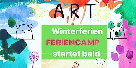Winterferien Camp: Zeichnen lernen & Comic Workshop tickets