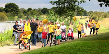 Peterborough Sunshine Walk & Wheel tickets