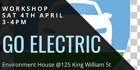Go Electric tickets