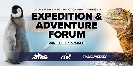 Expedition and Adventure Forum tickets
