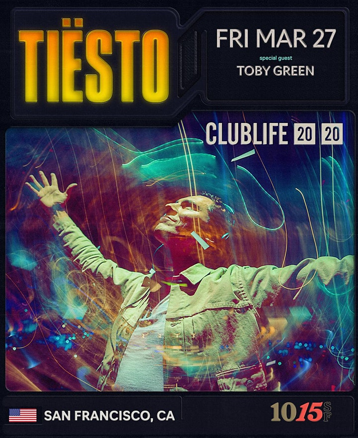 TIESTO at 1015 Folsom image