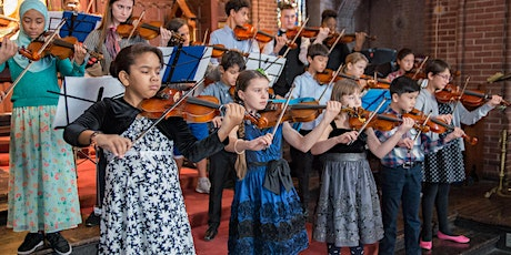 Annual Joint Spring Concert with Opus 118 Harlem School of Music tickets