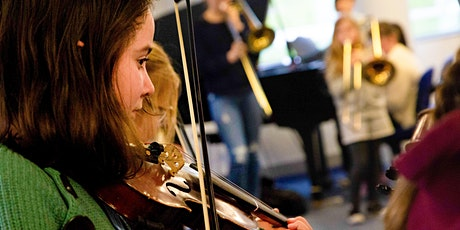 Huddersfield Jazz Camp for Girls weekend -15th & 16th February 2020 tickets