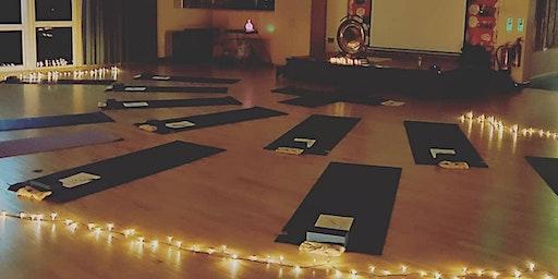 Gong Bath and Tibetan Bowls Meditation