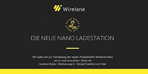 Die neue NANO Ladestation