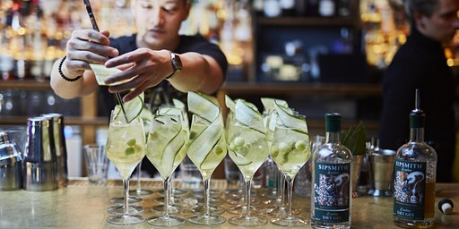 Gin Journey Liverpool - Sipsmith Mother's Day Special
