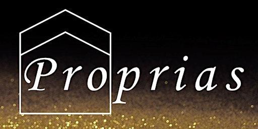Gala Proprias - Vendredi 28 février 2020