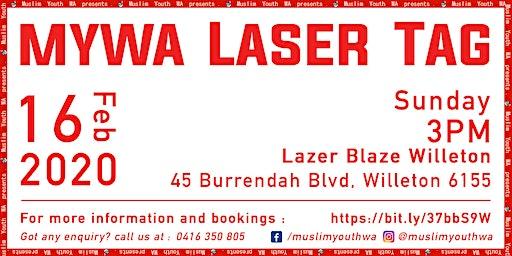 MYWA Laser Tag