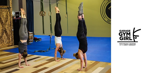 Master the Handstand Workshop