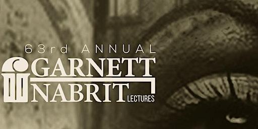 63rd Garnett-Nabrit Lecture Series