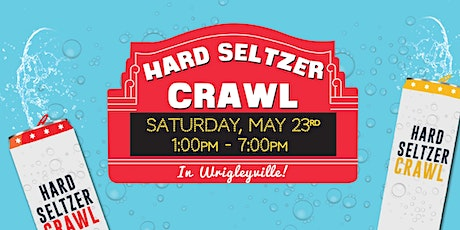 Hard Seltzer Crawl in Wrigleyville - Chicago's Hard Seltzer Party! tickets