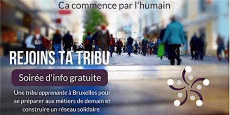 Séance d'info lancement Tribu apprenante # 7 billets