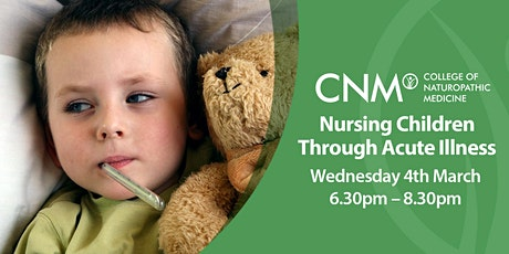 CNM London - Nursing Children Through Acute Illness tickets