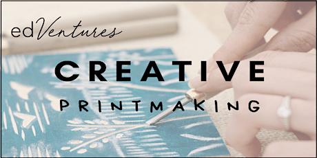 Creative Printmaking Course – Katrina Slade tickets