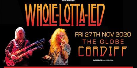 Whole Lotta Led (The Globe, Cardiff) tickets