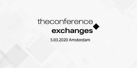 The Conference.Exchanges  tickets