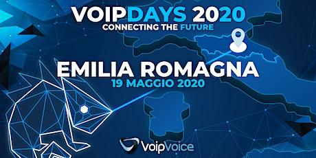 VoipDay Emilia Romagna biglietti