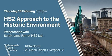 HS2 Approach to the Historic Environment tickets