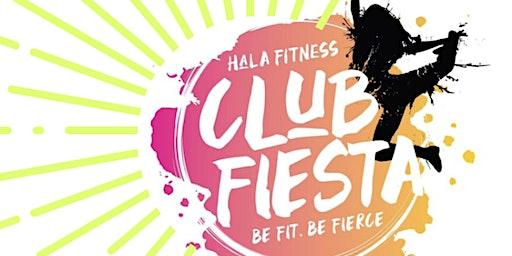 Club Fiesta Pop up class