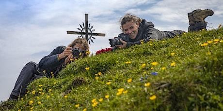 Actionworkshop mit Expeditionsfotografin Ulla Lohmann Tickets