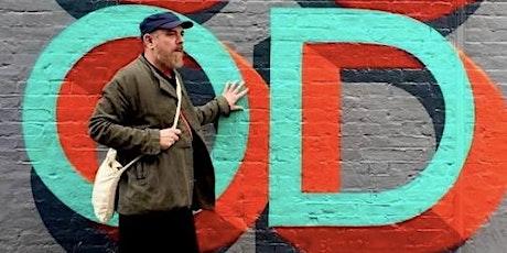 Saturday 7th March Brighton Street Art Tour with REQ tickets