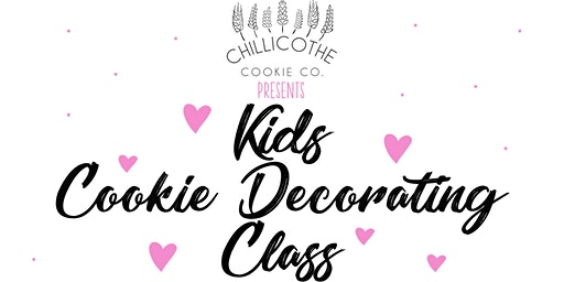 Kids Cookie Decorating Class