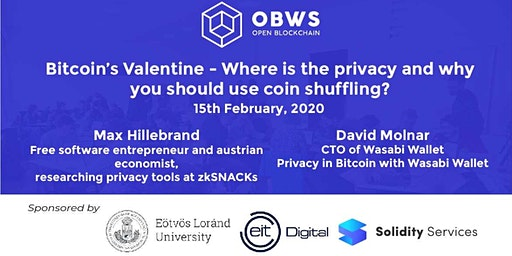 Bitcoin's Valentine - Why you should use coin shuffling?