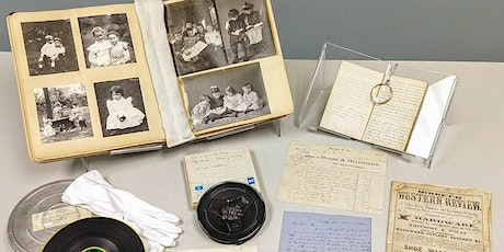 Preserving your family treasures tickets
