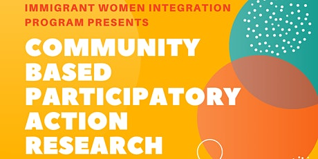 Community Based Participatory Action Research Presentation tickets