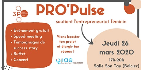 PRO'Pulse billets