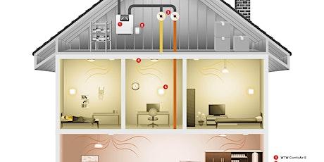 Training Inregelen van een gezoneerd ventilatiesysteem tickets