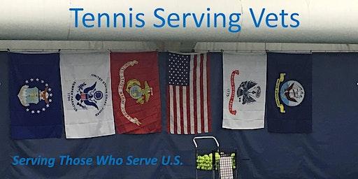 Tennis Serving Vets