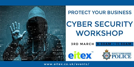 Cyber Security Workshop with West Yorkshire Police tickets
