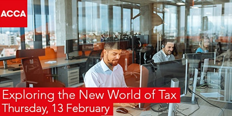 The New World of Tax: an increasingly challenging global environment tickets