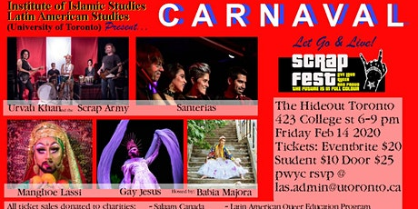 Carnaval (Let go & Live) tickets
