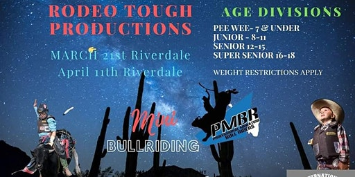 Mini Bull Riding Event #1 Riverdale