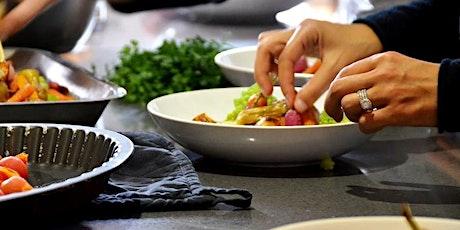 Healthy Vegan Indian Food Cooking Class tickets