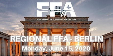 Regional Forum for the Future of Agriculture - Berlin tickets