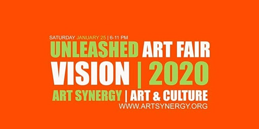 Today: Unleashed Art Fair | Vision 2020