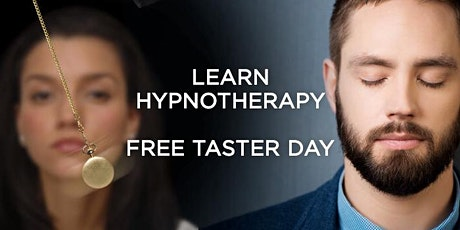 Learn hypnotherapy - Free taster day - Become a hypnotherapist (LON) tickets