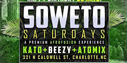 Soweto Saturdays, February Edition: Happy Birthday DJ Kato! (2020)