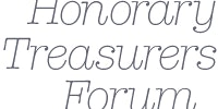 Honorary Treasurers Forum - Understanding the policy environment and its implications