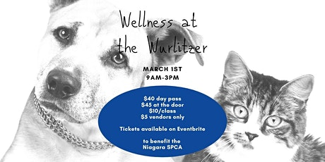 Wellness at the Wurlitzer tickets