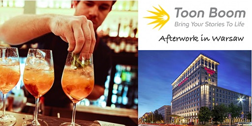 Afterwork with Toon Boom