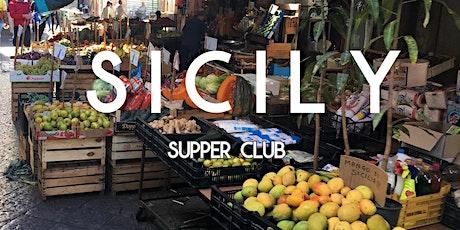 Sicily. Supper club tickets