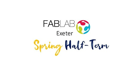 FabLab Exeter - Design and laser-cut a name plate (6-15yrs) tickets