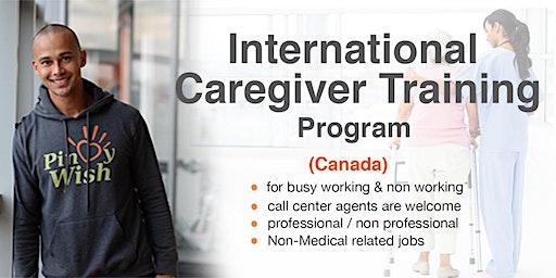 International Caregiver Training for Canada